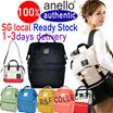 [SG anello distributor]100%authentic Japan anello backpack buy2freeship original  anello boston bag