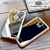 [CNY gift][Q-commerce] CC Mirror Jelly Case ★Mpte 5 Galaxy S6 Edge S4 S5 S3 Note 2 3 4 Edge AppleiPhone5S iPhone 6 / iPhone 6 Plus / LG G4 G3 Smart Phone Casing Case Earphone anti