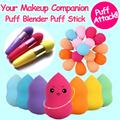 Your Make up 101 Companion!! Mini Puff Blender