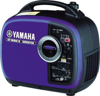 ヤマハ防音型インバーター発電機EF1600is