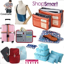 [ShopSmart Travel Store] Travel Organizers|Travel Essentials Necessities Bags Accessories Luggages