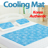 [Korea Authentic] ★Cooling Mat★/Made in Korea/SG Local Fast delivery/cooler mat/cool mat/big size/bed /notebook car seat living room air conditioner