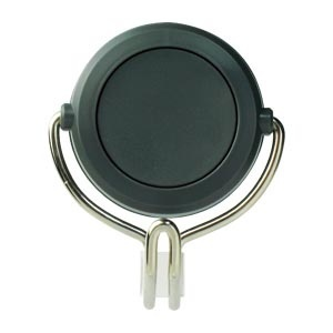 超強力マグネットフック[MG-740-D]1個本体色:黒(磁石)upup7