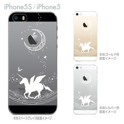 【iPhone5S】【iPhone5】【Clear Arts】【iPhone5sケース】【iPhone5ケース】【カバー】【スマホケース】【クリアケース】【クリアーアーツ】【ペガサス】 09-ip5s-th0004の画像