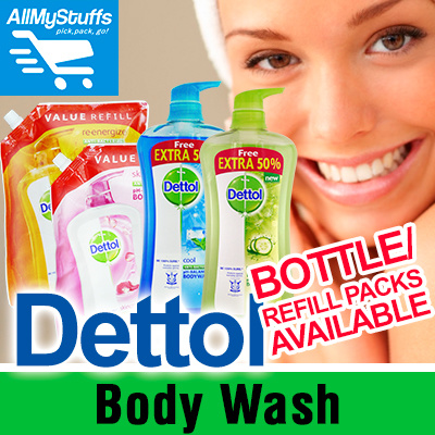 ?Dettol?Body Wash Deals for only S$5.8 instead of S$0