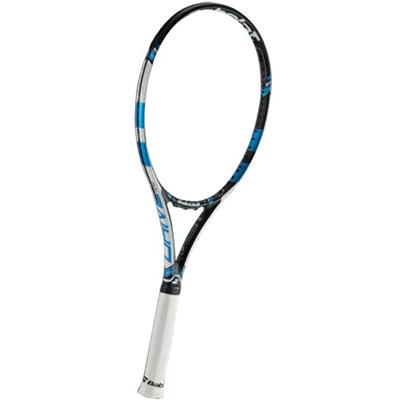 ◆即納◆バボラ(Babolat) ピュアドライブ チーム/PURE DRIVE TEAM 101238 BLU 【硬式 テニスラケット 未張り上げ ケース付き】の画像