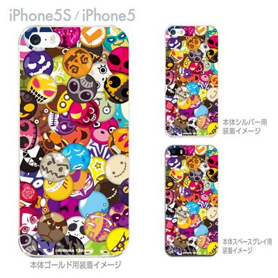 【iPhone5S】【iPhone5】【HEROGOCCO】【キャラクター】【ヒーロー】【Clear Arts】【iPhone5ケース】【カバー】【スマホケース】【クリアケース】【アート】 29-ip5s-nt0024の画像