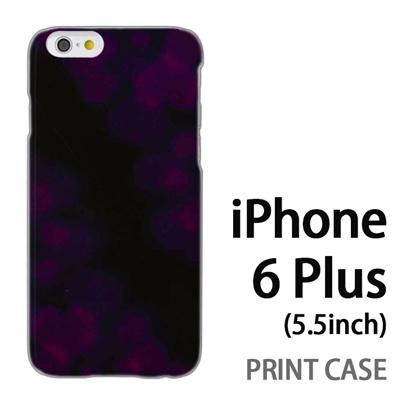 iPhone6 Plus (5.5インチ) 用『No3 セクシーハート』特殊印刷ケース【 iphone6 plus iphone アイフォン アイフォン6 プラス au docomo softbank Apple ケース プリント カバー スマホケース スマホカバー 】の画像