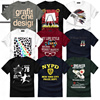 [THE NAME STUDIO]ユニークな デザイン とクオリティ カジュアル Tシャツ 39種