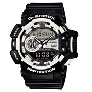 [カシオ]CASIO 腕時計 G-SHOCK Hyper Colors GA-400-1AJF メンズ[201408]