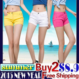 【Buy 2 Free Shipping】2015 New Years Red Shorts 20 Design S-XXL Size【Lowest Price Guarantee High Quality】
