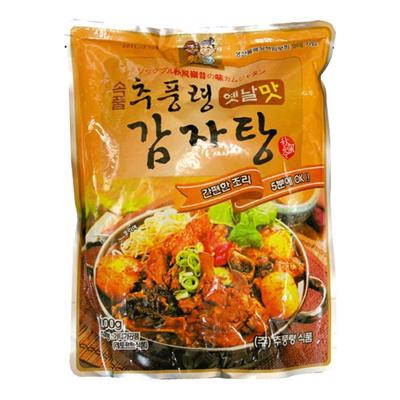 【韓国食品・韓国レトルト】 ■カムジャタン(ジャガイモ湯)1.8Kg■の画像