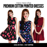 25 MAR UPDATED [SG SELLER] PREMIUM COTTON DRESS/ NEW ARRIVALS/ DINNER/ PARTY/ WEDDING