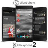Silent Circle Blackphone 2 Private Phone - Garansi International