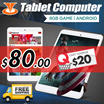FREE SHIPPING!!!! Teclast / Tablet computer / P80H / Wi-Fi 8 inch Ultrathin Business Tablet PC / 8GB Game / Android/Pad/Bluetooth/Business/Study/Fashion video game/quad core processor/ 【M18】
