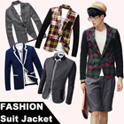 SS80 HOT SALE!The mens fashion! Mens Formal Suit! Mens suits leisure suit★slim Groom Bestman /Suit* Slim small suit / small suit/ knitted jacket /suit collarsleeve/personality / coat / suit