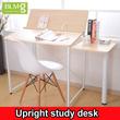 [BLMG_SG] Upright Desk★Student Desk★Posture Correction★Good for Spine★Furniture★Table★Steel Frame Desk/Study Desk
