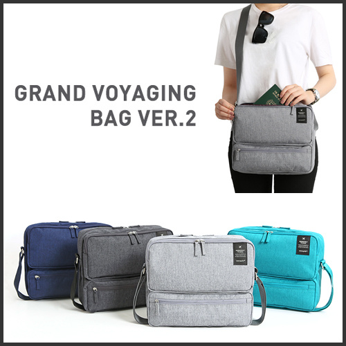 [Made In Korea][SWEET MANGO] MONOPOLY Grand Voyaging Bag ver.2 Deals for only S$75 instead of S$75