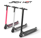 LATEST Model★Carbon Fiber E-scooter Jack Hot ZERO Electric Scooter ★ Kick Zoom Scooter 7.5ah 10.4ah Lightweight Portable Light Slim E-scooters★
