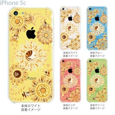 【iPhone5c】【iPhone5cケース】【iPhone5cカバー】【iPhone ケース】【クリア カバー】【スマホケース】【クリアケース】【イラスト】【クリアーアーツ】【HEROGOCCO】 29-ip5c-nt0075の画像