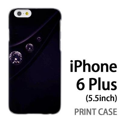 iPhone6 Plus (5.5インチ) 用『No3 ダイヤベルト』特殊印刷ケース【 iphone6 plus iphone アイフォン アイフォン6 プラス au docomo softbank Apple ケース プリント カバー スマホケース スマホカバー 】の画像