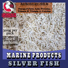 300g Japan/Indonesia Silver Fish