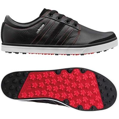 アディダス(adidas) アディクロス グリップモア/adicross gripmore SYN スパイクレス シューズ Q47036 BK 【メンズ ゴルフ 靴 15】の画像