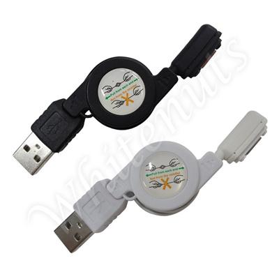Xperia Z Ultra SGP412JP 充電用 マグネット USB リール ケーブル USBリールタイプケーブル チャージ ソニー SONY エクスペリアZウルトラの画像