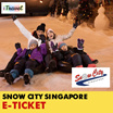 【iTravel eTicket】Snow City Singapore Ticker for Child / Adult - 1 HOUR PLAY TIME! Boots + Jacket