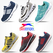 [SLAZENGER]★100% GENUINE★2015 NEW SLAZENGER★BRAND RUNNING SHOES★SNEAKERS★TREKKING SHOES★SLIP-ON★WALKING SHOES/ Sports shoes/Sports/christmas gift