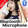 BESTSELLER ★ 6 MTHS SG WARRANTY ★ 9 MODELS AVAILABLE !!! Wireless Bluetooth Karaoke Microphone