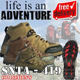 [New collection-Free Delivery Jabodetabek]sepatu gunung SNTA 419