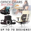 ★2017 EDITION OFFICE CHAIRS ★DIRECTOR/BOSS/CEO CHAIRS ★HEAVY DUTY CHROME  ★HYDRAULIC PUMP