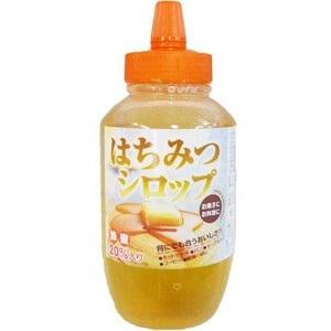 はちみつシロップ1000gポリ容器マルミ★【蜂蜜】蜂蜜20%入り!お菓子に、お料理に!