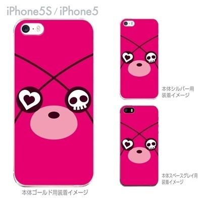 【iPhone5S】【iPhone5】【HEROGOCCO】【キャラクター】【ヒーロー】【Clear Arts】【iPhone5ケース】【カバー】【スマホケース】【クリアケース】【おしゃれ】【デザイン】 29-ip5s-nt0048の画像