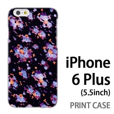 iPhone6 Plus (5.5インチ) 用『No3 バイオドット』特殊印刷ケース【 iphone6 plus iphone アイフォン アイフォン6 プラス au docomo softbank Apple ケース プリント カバー スマホケース スマホカバー 】の画像
