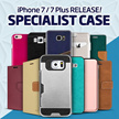 Specialist Case!!★iPhone 7/Plus/6S/5S/Plus/Galaxy J7 Prime/A5/A7/2017/S7 Edge/S6/Note 5/4/3/LG V20/