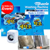 ★10/20EA EVENT★MIracle Washing Machine Detergent (Phytoncide/WasherTub Cleaner/Washer Cleaning/Power Clean/Bathroom/Kitchen/Washing Machine Cleaner/Korea)