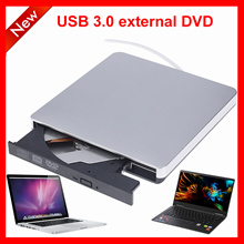 🌟Hot ★USB 3.0★ external ★DVD★ burner mobile notebook drive 3.0 external optical drive VCD CD