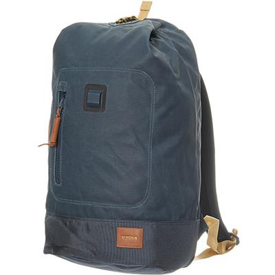 ◆即納◆ニクソン(NIXON) Origami Backpack Black/オリガミ バックパック 25L Midnight Navy ネイビー C2184 【バッグ リュック リュックサック サーフ スケート】の画像