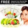 ★ FREE UPGRADE! ★  The Face Shop Herb Day 365 Cleansing Foam Cream Phyto Powder in Cleansing Foam TheFaceShop faceshop