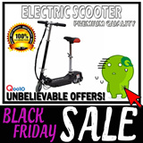 PREMIUM QUALITY ELECTRIC SCOOTER MAX LOAD 70KG -FREE GIFT