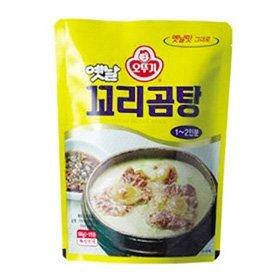 【韓国食品・韓国レトルト】■牛テールスープ500g(1人前・オトギ)■の画像