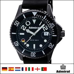 Admiral アドミラル 腕時計 ADM2012GE メンズ ユーロ EURO 2012 限定モデル ドイツイメージの画像
