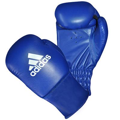 アディダス(adidas) ROOKIE Boxing Glove ブルー 8oz ADIBK011 【ボクシンググローブ ムエタイ キックボクシング パンチンググローブ トレーニング】の画像