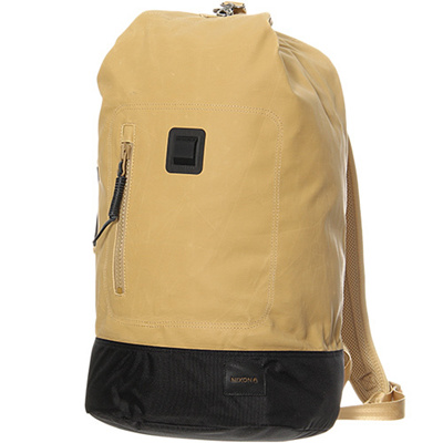 ◆即納◆ニクソン(NIXON) Origami Backpack Black/オリガミ バックパック 25L Khaki Heather カーキー C2184 【バッグ リュック リュックサック サーフ スケート】の画像
