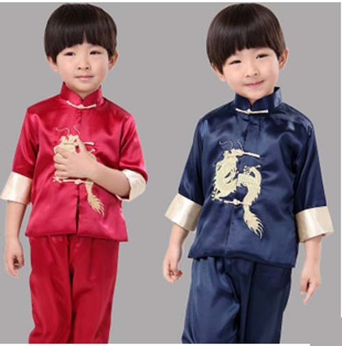 Chinese Traditional Clothes for Kids Top Selected Products and Reviews AvaCostume Girls Chinese Dragon Phoenix Qipao Cheongsam Dress Happy Chinese New Year!