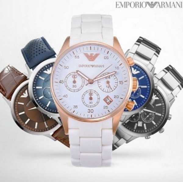 Armani watch/man/woman Deals for only S$289.9 instead of S$0