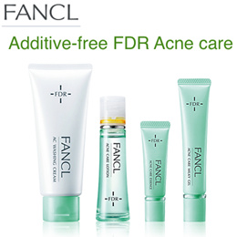★Renewed★BUY 2 FREE SHIPPING★FANCL Acne care line Lotion/ Gel/ Essence/ Powder refill/ Powder case!! Direct from Japan!!