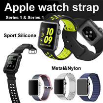 [GEEKS]Apple Watch strap Milanese Loop Sport silicone Stainless  Watch Strap  42mm 38mm Replace Band
